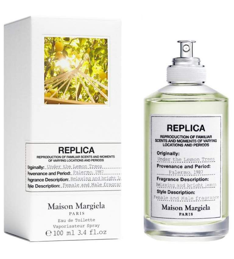Maison Margiela Replica Under the Lemon Trees